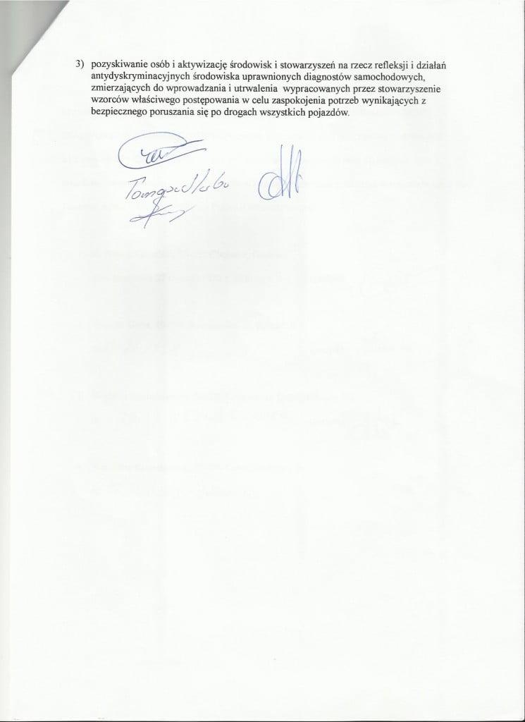 Scan regulamin SDS str. 2